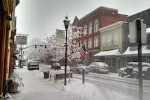Downtown Lewisburg