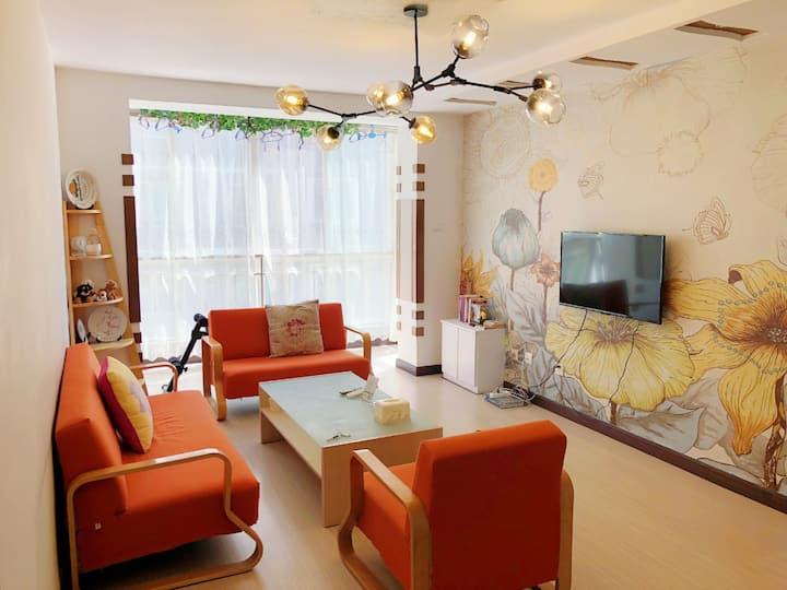 Near the summer resort,rent apartment