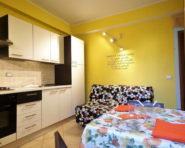Fully equipped apartment   Ap120