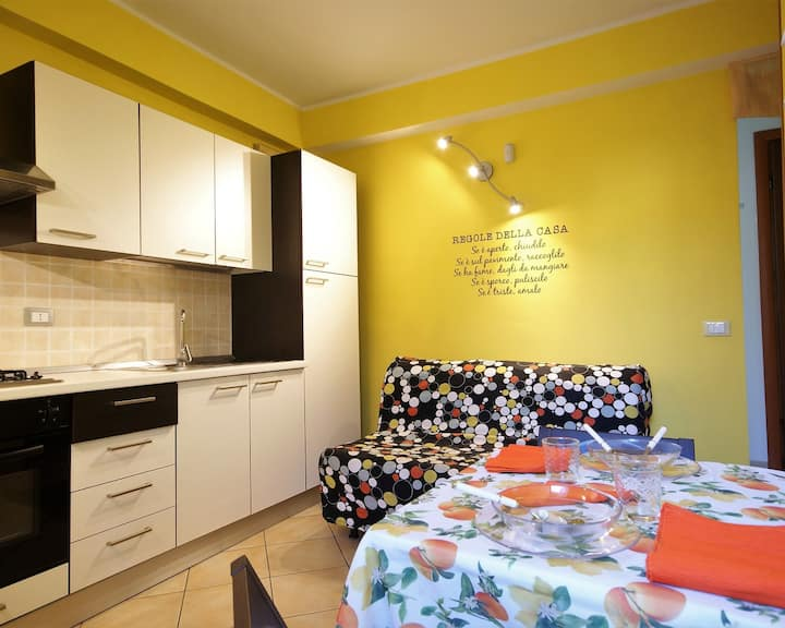 Fully equipped apartment | Ap120