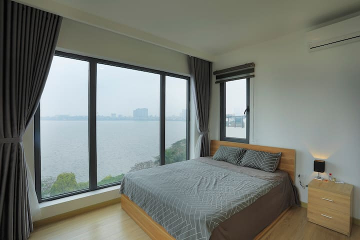 ★5# Sunny Apartment With Nice View*Hanoi Westlake★