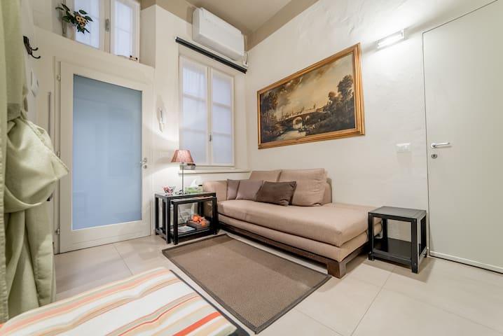 Appartamento centro storico a Parma