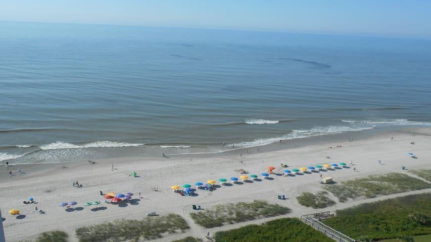 Carolinian Beach Resort 19th Floor Ocean View