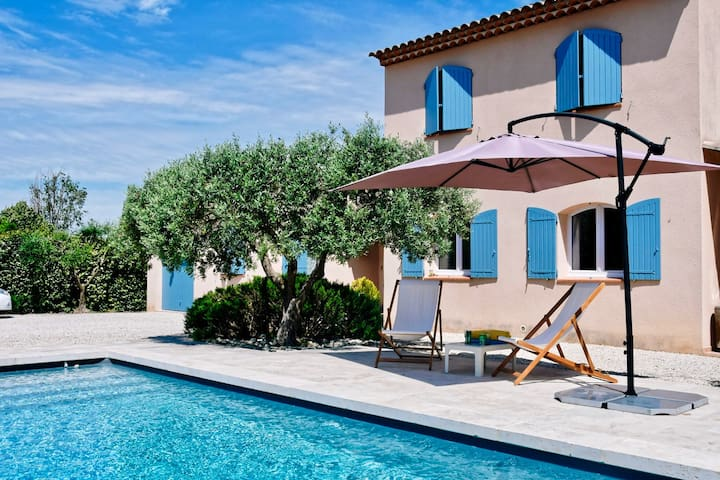 Villa Louanne - calme et sérénité