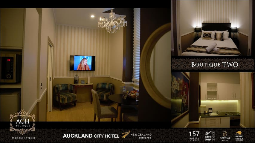Breathtaking Suite Two Bedrooms At Auckland