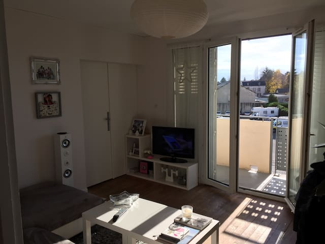 Appartement 2 personnes Belle vue - Tarbes - Flat