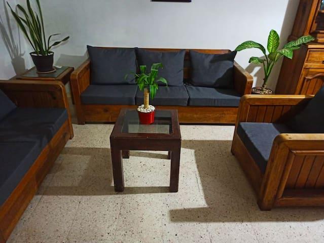 Departamento con gran ubicación en Coyoacán.
