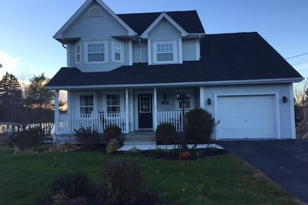 Lakefront getaway 30 minutes from Halifax - Middle Sackville - Talo