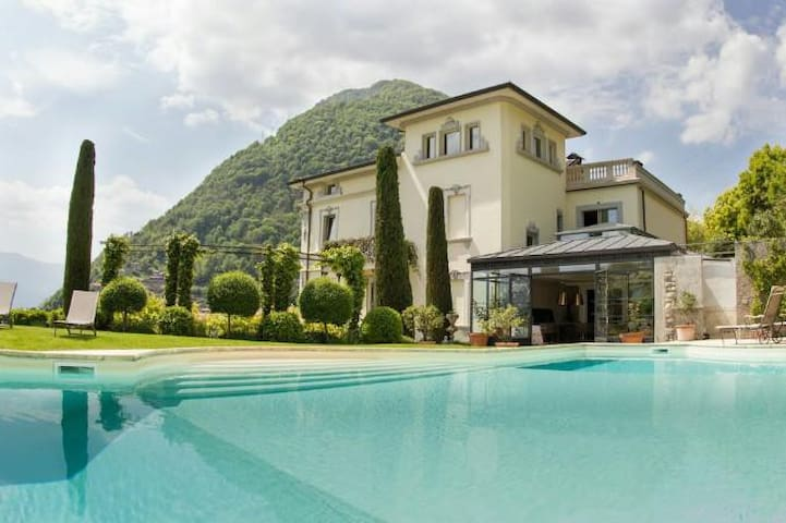 Dream of the lake - Argegno - Villa