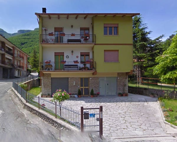 B&B Donatella - Appartamento / Apartment - Piobbico