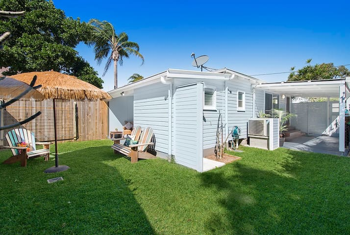 Camellia Cottage, Byron Bay Summer Special