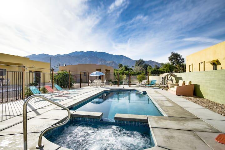 Sun-Soaked & Spacious Palm Springs - Palm Springs - Casa