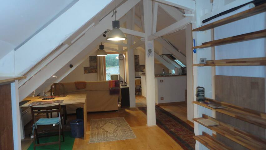 Coconing loft