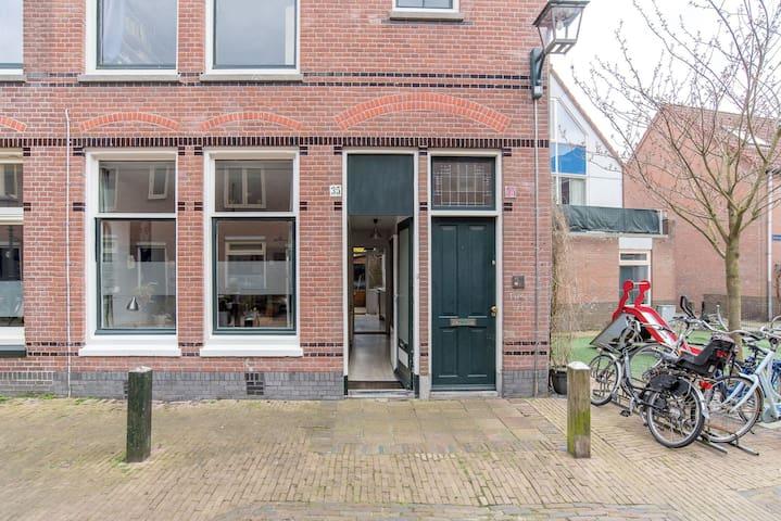 Nice & cosy house in Haarlem city - Haarlem - Haus