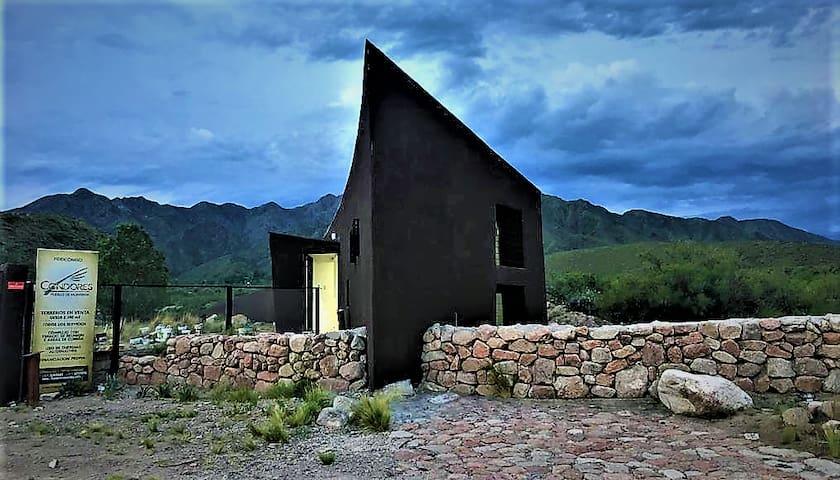 Casa de montaña espectacular con vistas únicas