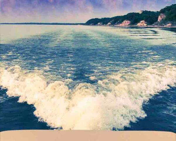 Lake Bungalow-Pet friendly- HIGHPORT MARINA