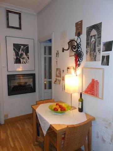Habitación individual Madrid Centro: C/Atocha.