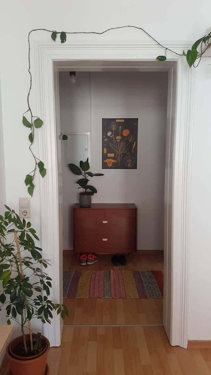 Gemütliche Altbauwohnung für Leipzig Entdecker
