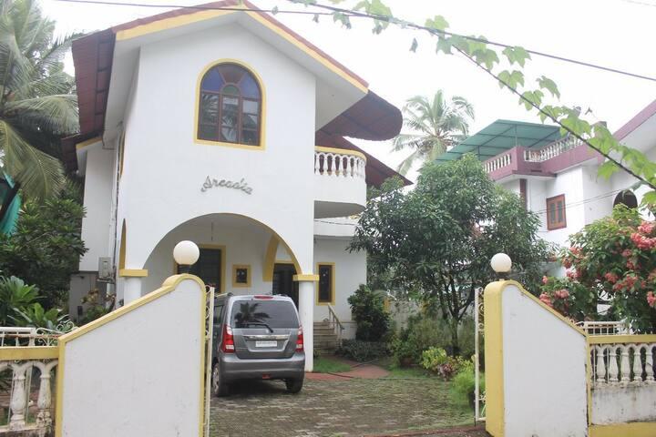 Candolim - Calangute Goa Arcadia villa 1