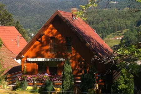 "Charming chalet in the mountains ""la Grange de Jo"""