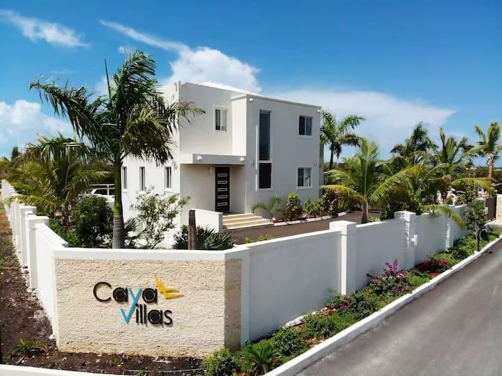 Caya Villa 2 - 2 Bedroom - Island Fusion Home