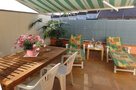 Beautiful apartament Costa Brava, Wifi, AirCond