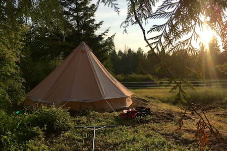 WhatAView Bell Tent