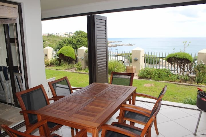 Beautiful whale watching apartment - De Kelders - Apartamento