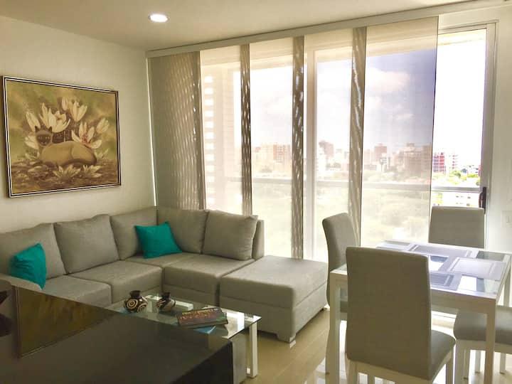 Ancora executive apartment