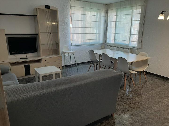 Apartamento coqueto y acogedor