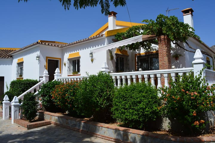La Posta del Angel, villa rural - Álora - Willa