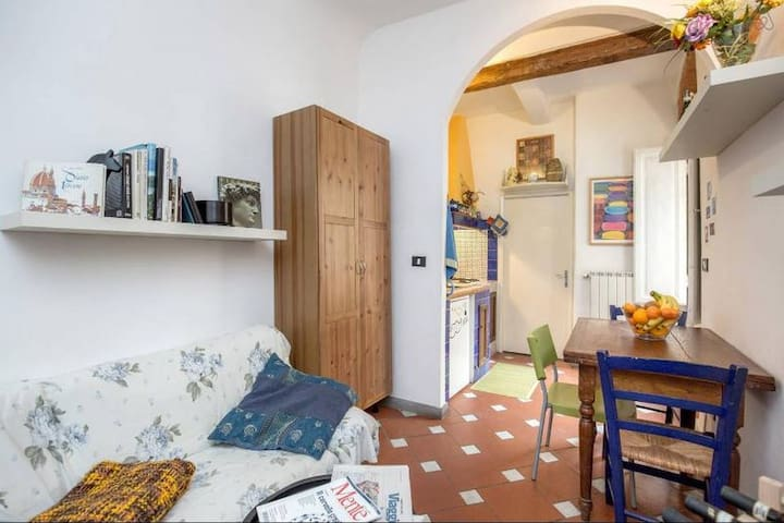 Quiet tiny room in the heart of Florence SMN