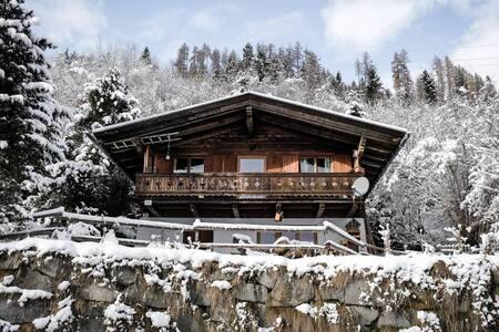Holzhütte am Sonnberg