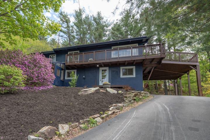Your Home at Gunstock Ski Area/Lake Winnipesaukee