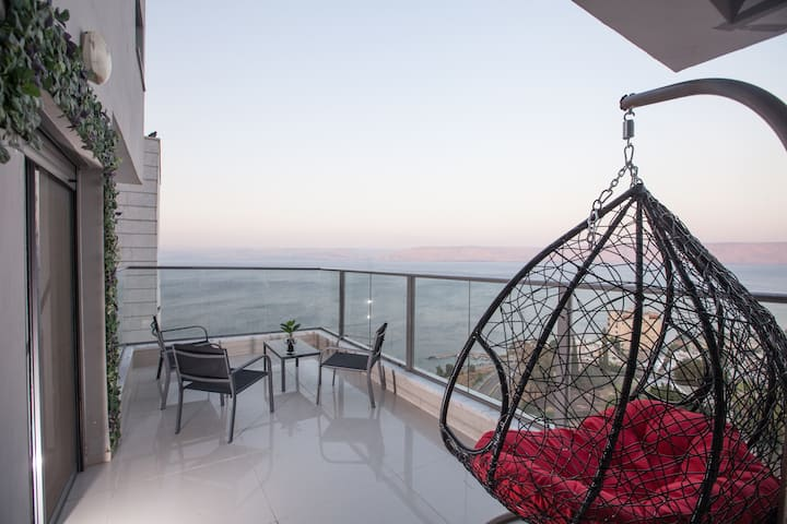 Luxury apartment of sea galilee - Kinneret