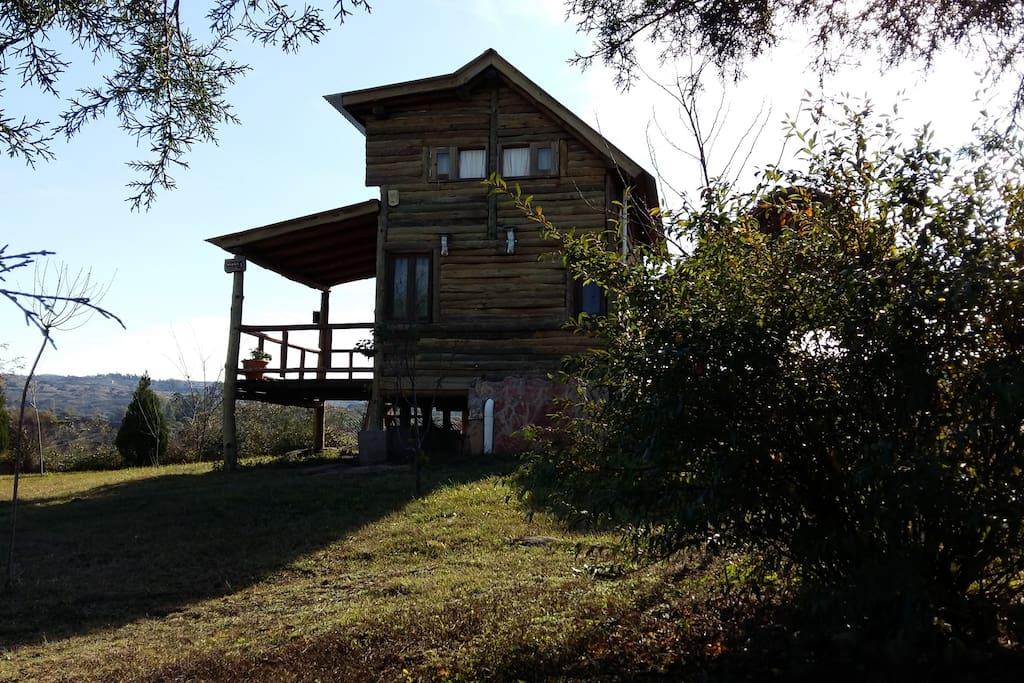 Cabaña 3 Berilo