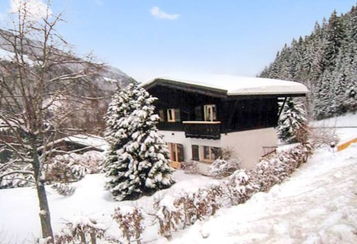 Large house in the French Alps - Les Contamines-Montjoie - Casa