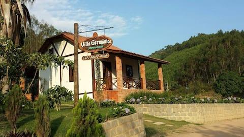 Sítio Villa Germânica - Santa Teresa/ES