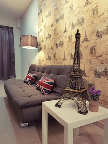 Le PARIS~7 rooms Jonker 88 Homestay Mlk(18pax) - Malacca - House