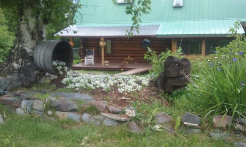 True Alaskan experience - Palmer - Apartamento