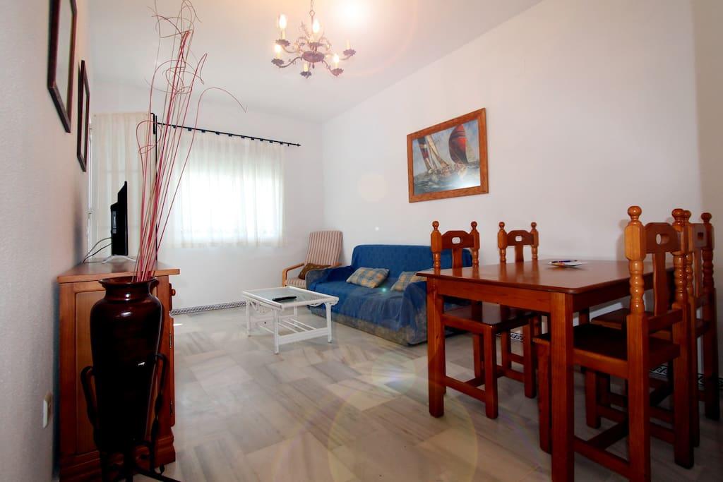 Apartamento en playa la barrosa vlr098 apartments for rent in chiclana de la frontera sancti - Apartamentos en sancti petri cadiz ...