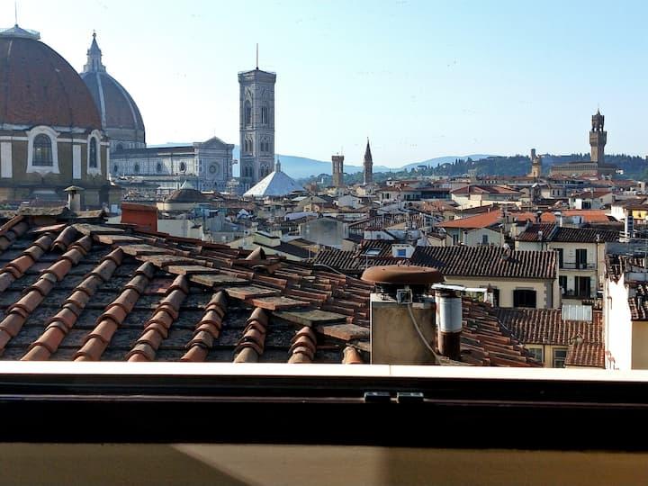 Soggiorno Rubino,Double room with city view
