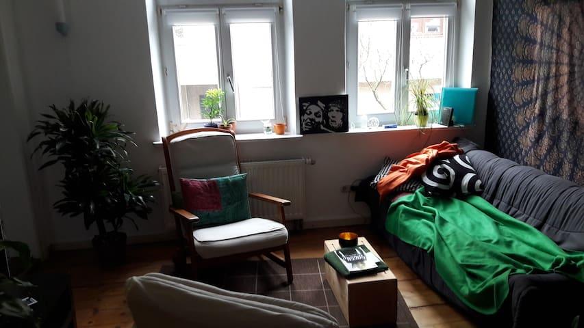 Angenehme Wohnung in der Innenstadt - Memmingen