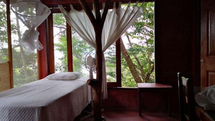 Rancho del Lago Rotamundos Dormitorio Sencillo