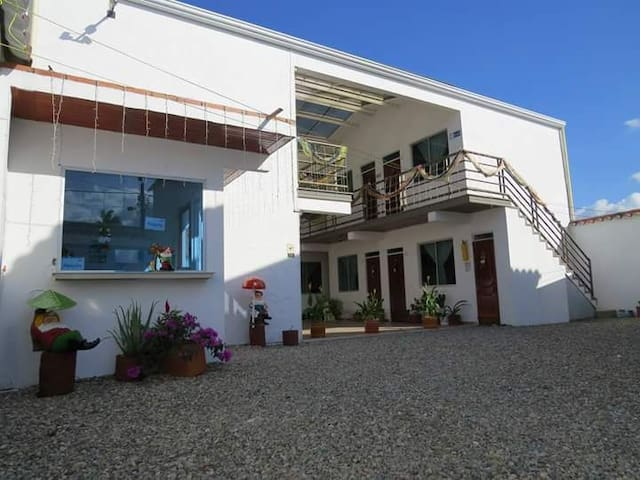 Hotel Casa Blanca Cubarral