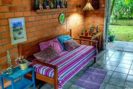 Surf Room - Praia do Rosa - Imbituba - Huis