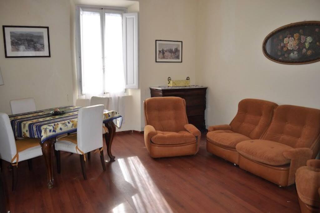 Sala soggiorno