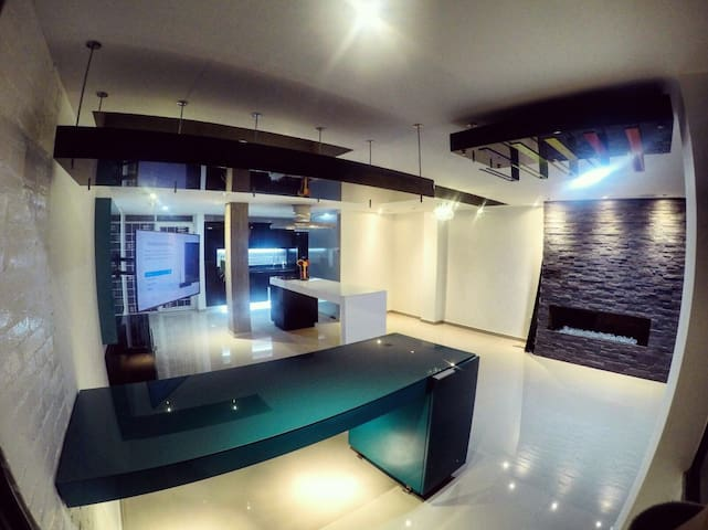 Amplio apartamento tipo loft