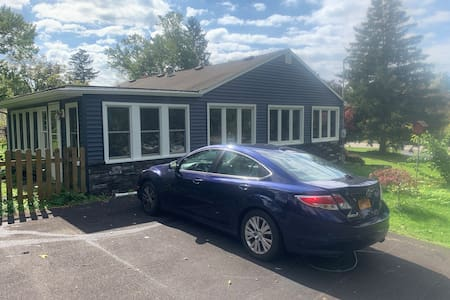 Spacious In-Law Suite in East Aurora NY