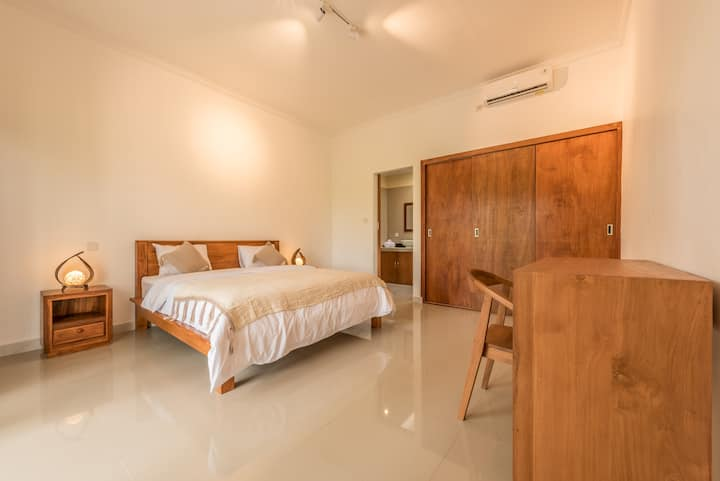 Cosy BDR in  Boutique Guesthouse Villa Canggu 6